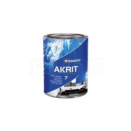 Akrit 7, seina- ja laevärv 0,95 l