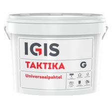 IGIS TAKTIKA G valmispahtel ämbris 10L käsitisi pealekandmiseks