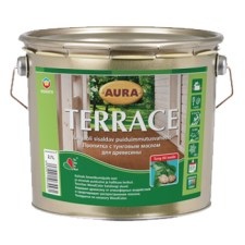 AURA Terrace, hall 2,7L/m