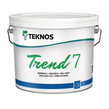 TREND 7 WHITE BASE PAINT 1 , 18L Vesialuseline