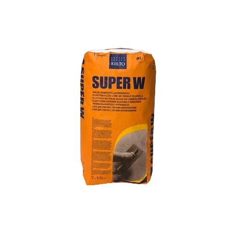 SUPER W PLAATIMISSEGU(Valge) 15kg