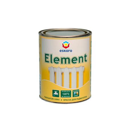 Radiaatorivärv Element 0.9L/m
