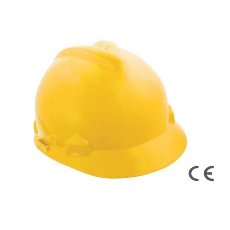 Kaitsekiiver CE kollane
