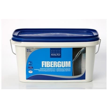FIBERGUM HÜDROISOLATSIOONIMASTIKS SISETINGIMUSTESSE 7kg