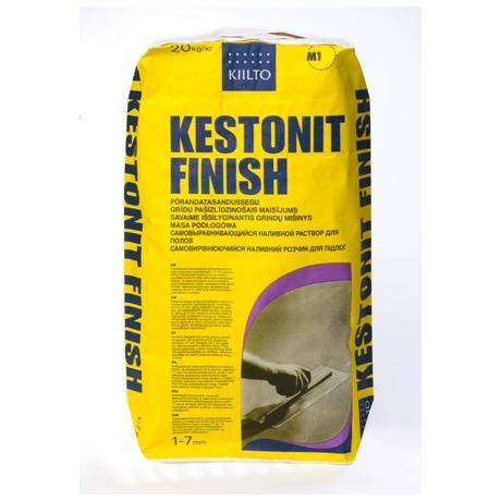 KESTONIT FINISH PEENTASANDUSSEGU 1-7 MM 20kg