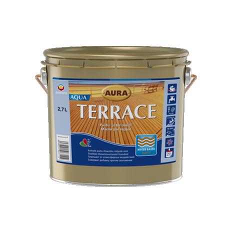 Aura Terrace Aqua 9L