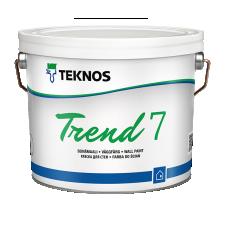 TREND 7 WHITE BASE PAINT 1 , 18L Vesialuseline