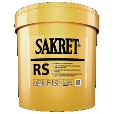 Sakret RS kiirkivinev betoonpindade ja -elementide remontsegu 10L